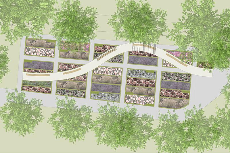 Rosengarten-Entwurf_Plangrundlage